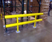 INDUSTRIAL GUARDRAIL SYSTEMS